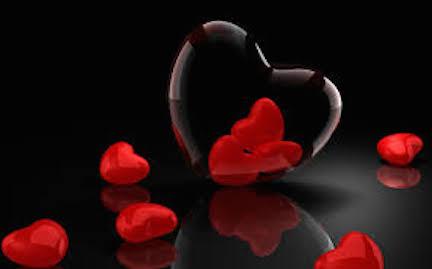 premature Valentine love grasping